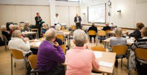 wonen zelfstandig senioren petitie Woerden