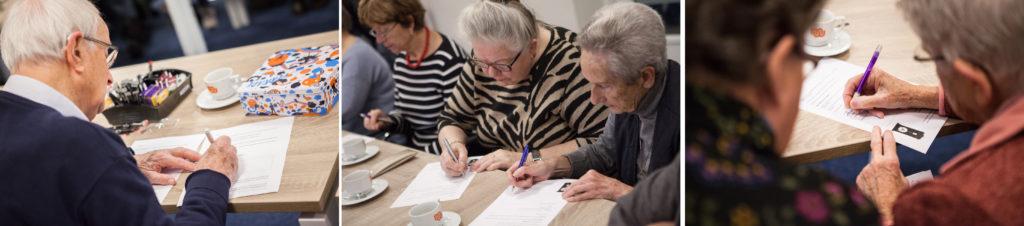 Het Ouden Huis petitie Woerden