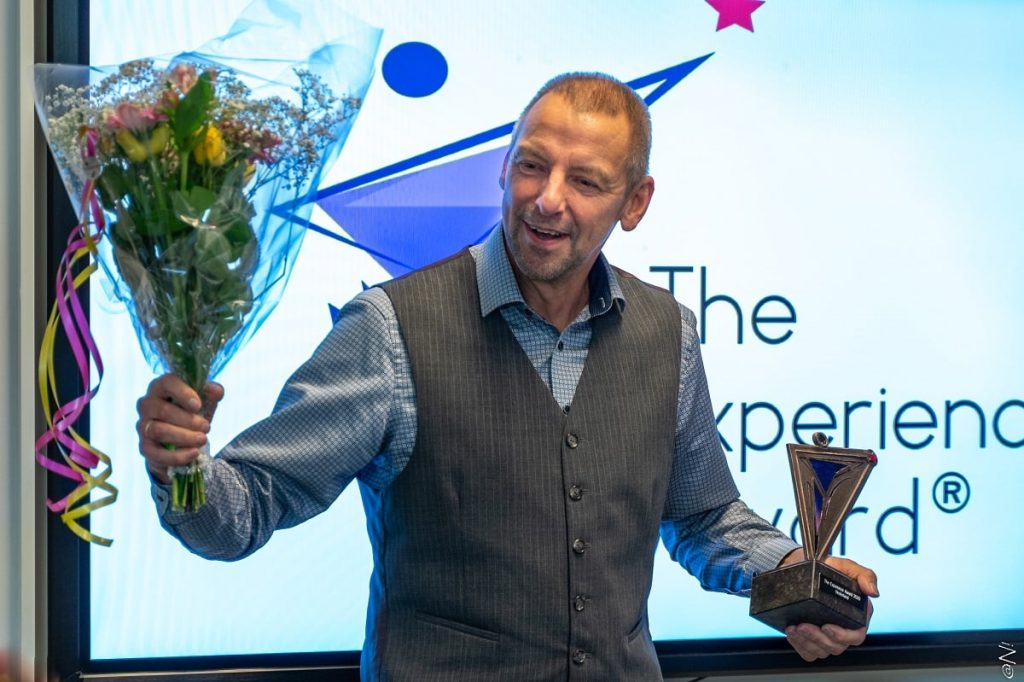 karel experience award